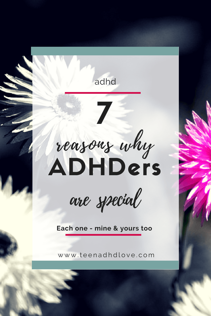 The hidden ADHD strengths and talents. Awesome qualities of teenage kids with ADHD that you need to know. Things to love about my ADD girl. Which ones does your child have? #adhd #strengths #talents #positivequalitiesofADHD #ADD